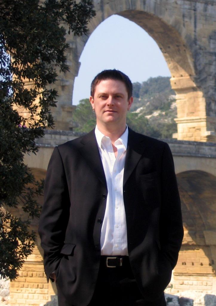 Ryan in France, 2007